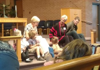 Child Care and Youth Ministry